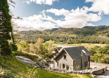 Thumbnail 3 bedroom detached house for sale in Bedrock, Chapel Stile, Great Langdale, Nr Ambleside, Cumbria