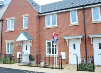 Thumbnail 2 bed terraced house for sale in Greenfinch Road, Bishops Cleeve, Cheltenham