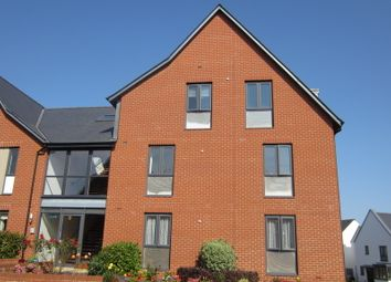 Thumbnail 2 bed flat to rent in Milbury Farm Meadow, Exminster, Exeter