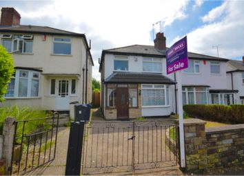 Thumbnail 3 bed semi-detached house for sale in Hunton Hill, Birmingham