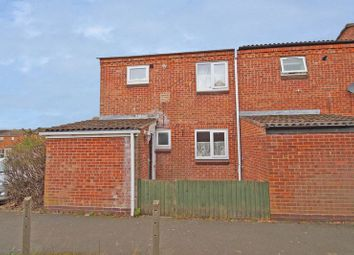 Thumbnail 3 bedroom end terrace house for sale in Exhall Close, Redditch