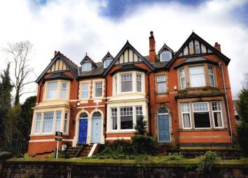 Thumbnail 5 bed terraced house for sale in Burton Road, Littleover, Derby