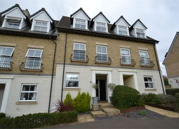 Thumbnail 3 bed town house for sale in Sandmartin Crescent, Stanway, Colchester, Essex