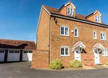 Thumbnail 4 bed semi-detached house for sale in Skye Close, Peterborough