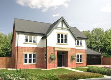 Thumbnail 4 bedroom detached house for sale in Medburn, Newcastle Upon Tyne