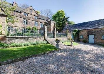 Thumbnail 7 bed detached house for sale in Chiverton House, Chesterfield Road, Dronfield