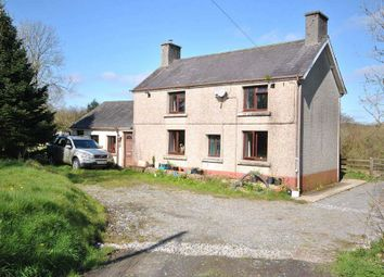 Thumbnail Land for sale in Capel Isaac, Llandeilo