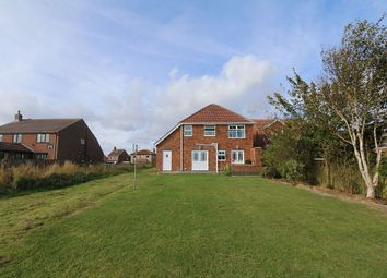 Thumbnail 4 bed detached house for sale in Southsea Road, Flamborough, Bridlington, East Yorkshire