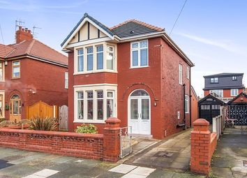 Thumbnail 3 bed detached house for sale in Pierston Avenue, Blackpool