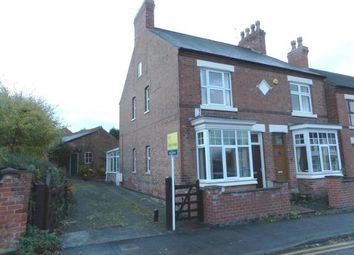 Thumbnail 2 bed semi-detached house for sale in Garendon Road, Shepshed, Loughborough, Leicestershire