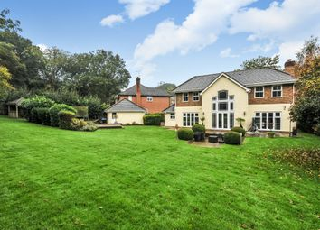Thumbnail 4 bed detached house to rent in Brassey Hill, Oxted