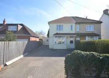 Thumbnail 4 bed semi-detached house for sale in Norman Road, Saltford