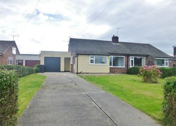 Thumbnail 2 bedroom semi-detached bungalow for sale in Woodland Way, Huntington, York