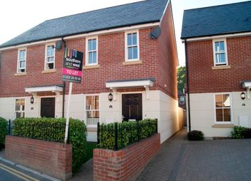 Thumbnail 2 bed semi-detached house to rent in Chalice Close, Ashley Cross, Poole