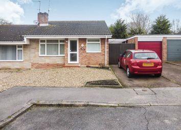 Thumbnail 3 bed semi-detached bungalow for sale in Gainsborough Drive, Lowestoft