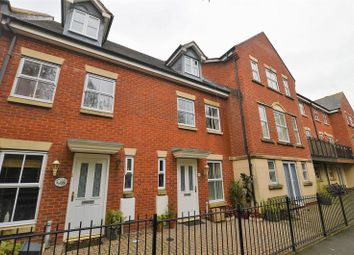 Thumbnail 3 bed terraced house for sale in Badgers Way, Weston Village, Weston-Super-Mare