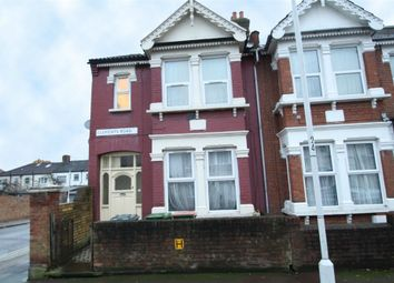 Thumbnail 1 bed flat to rent in Clements Road, East Ham, London
