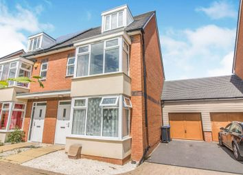 4 bed semi-detached house for sale in Lyttleton Close, Rugby CV21