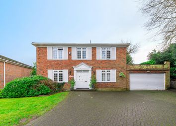 Ruxley Ridge, Claygate, Esher KT10. 4 bed detached house for sale