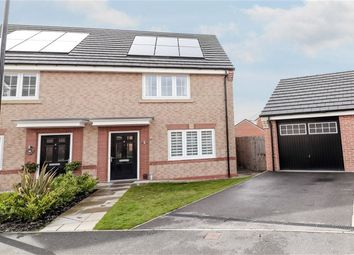 Thumbnail 2 bed semi-detached house for sale in Oak Drive, Harrogate, North Yorkshire
