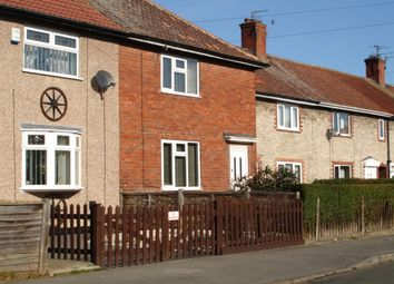Thumbnail 2 bed terraced house to rent in Cheviot Crescent, Billingham