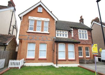 Thumbnail 2 bed maisonette for sale in Glebe Avenue, Enfield, Middlesex