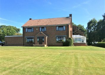 Thumbnail 4 bed farmhouse for sale in Hornsea Road, Skipsea, Driffield