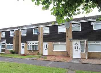Thumbnail 3 bed terraced house to rent in Tudor Way, Kingston Park