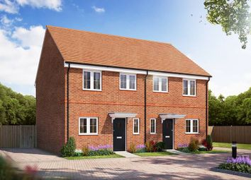 "Thumbnail 2 bedroom semi-detached house for sale in ""The Wallingford"" at Oxford Road, Benson, Wallingford"