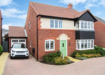 Thumbnail 4 bed detached house for sale in Field View Road, Congleton
