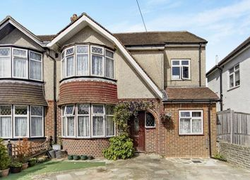 Thumbnail 4 bed semi-detached house for sale in Thornton Crescent, Coulsdon, Surrey