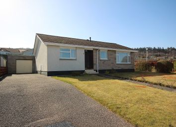 Thumbnail 3 bed detached bungalow for sale in 9 Scorguie Place, Scorguie, Inverness.