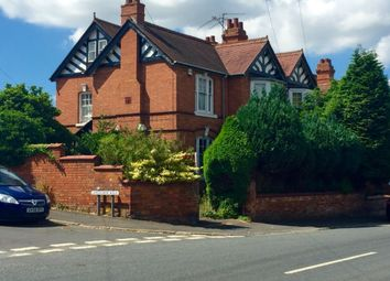 Thumbnail 4 bed semi-detached house for sale in Lansdowne Road, Worcester