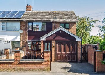 Thumbnail 3 bed semi-detached house for sale in Carlton Crescent, Chase Terrace, Burntwood