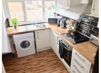 Thumbnail 1 bed flat for sale in Connaught Road, Knowle
