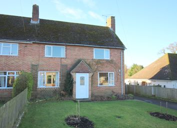 Thumbnail 3 bed semi-detached house for sale in Woodlane Close, Bramdean, Alresford