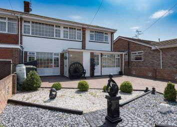Thumbnail 4 bed semi-detached house for sale in Highgate Road, Whitstable