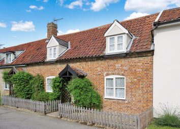 Thumbnail 2 bed cottage for sale in Church Lane, Norton, Bury St. Edmunds