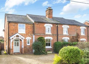 Thumbnail 3 bed semi-detached house for sale in Brook Cottages, Firgrove Road, Yateley
