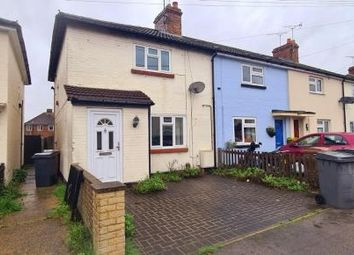 Thumbnail 2 bed end terrace house for sale in West Avenue, Chelmsford
