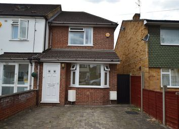 Thumbnail 2 bed end terrace house for sale in Hardy Avenue, Ruislip, Middlesex