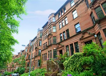Thumbnail 3 bed flat for sale in Camphill Avenue, Langside, Glasgow
