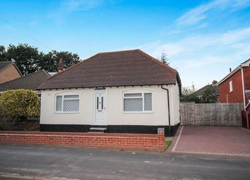 Thumbnail 2 bed bungalow for sale in Lichfield Road, Shelfield, Walsall