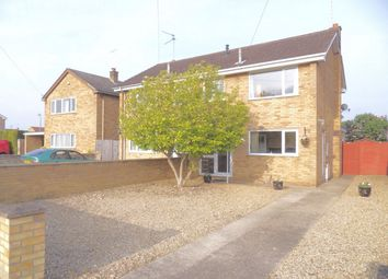 Thumbnail 3 bed detached house to rent in Saxon Way, Bourne, Lincolnshire