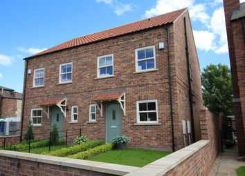 Thumbnail 3 bed semi-detached house for sale in Wheatsheaf Court, Hambleton, Selby