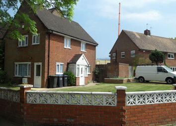 Thumbnail 3 bedroom end terrace house to rent in Cedar Road, Enfield