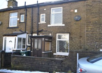 Thumbnail 2 bed terraced house for sale in Salem Street, Queensbury, Bradford