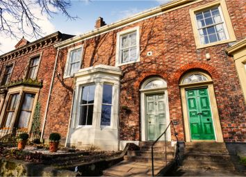 Thumbnail 4 bed terraced house for sale in Warwick Road, Carlisle