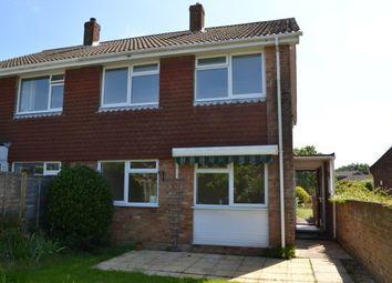 Thumbnail 3 bed property to rent in Kerry Close, Pennington, Lymington