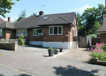 Thumbnail 3 bed semi-detached house for sale in Whitegate Gardens, Harrow Weald, Middlesex